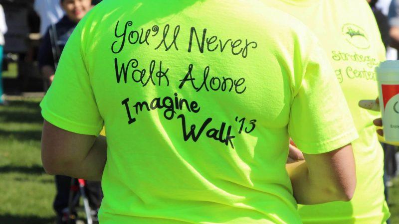 Imagine walk